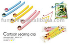 Plastic Food Bag Seal clip