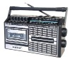 USB Single Radio Cassette Recorder Px-138U
