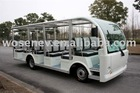23 seats sightseeing bus