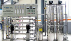 water treatment plant water equipment