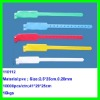 2012 Hot Sell One Time Disposable ID wristband rfid pvc wristband