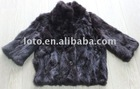 Fashion ladies fur coat