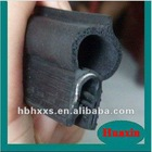 rubber seal strip of extrusion
