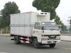 famous JMC 4X2 refrigerator truck