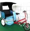 electric bicycle for passenger
