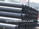 ASTM A53 erw black steel pipe