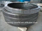 Standard ball slewing bearing , customized slewing ring bearing , crane and excavator slewing bearing ring