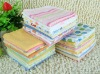 80%cotton 20% polyester Terry Baby face cloths wash cloth
