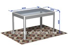 negotiation table tea table