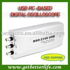 USB PC based digital Oscilloscope DSO 2150 150MS/s SBQ-002