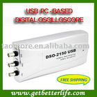 USB PC based digital Oscilloscope DSO 2150 150MS/s SBQ-002
