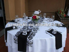Decorative Hotel Table Cloth with napkins