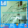 low carbon steel tube ball joint railing