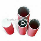 Round Aluminum Alloy Tube with Inner Fins