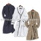 100% cotton terry towelling bath robes