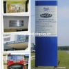 Outdoor Aluminum Road Direction Board