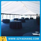 pvc coated carnival tent