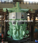 Automatic rotary valve bag cement packing machine