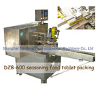 DZB-600 seasoning food tablet folding packing machine