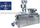 DPP80 min type honey, cheese automatic blister packing machine