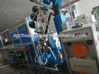 PE foam extruder for wire and cable
