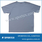 Polyester mens t shirt