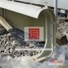 FRP guardrail/shield for conduct rail