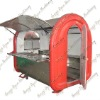 2012 hot selling Snack Truck with competitive price