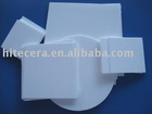 Alumina and Zirconia Ceramics Plates