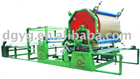 YA-01F Vertical Double Cement Groove Laminating machine
