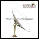 1.8m Prime Focus SMC TVRO Antenna