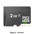 High quality Class 4 real capacity 2GB tf card