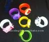 Eco-friendly Silica gel wrist band