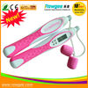 New arrival!2012 digital cordless skipping rope