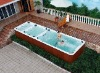 8 meter Acrylic Swim Spa: FS-S08 with Thermostat System