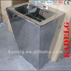 Modern Slap-up Wash Cearmic Colored Pedestal Sink