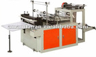 A-600 Computer heat sealing and heat cutting plastic bag making machine