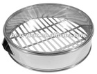 Hong Kong style stainless steel slot steamers