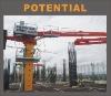 POTENTIAL 32M Concrete Placing Boom