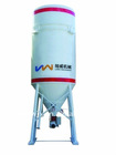 dry powder mortar storage tank