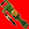 YT24 air leg rock drill