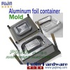 Varied Aluminum foil container mould making