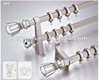 28mm Aluminum Alloy curtain pole/ Rod