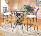 Dining table sets , 1 table with 4 chairs