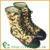 Camouflage Fire Fighting Boots