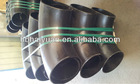 ASME B16.9/B16.49/DIN2605/JIS B2311/EN10253 A234 WPB/A420 WPL6/WPL3/A860 WPHY42/52/60 butt welding pipe fittings/pipe elbow/pipe