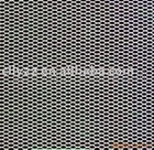 hard hexagon wedding dress mesh fabric