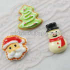 Fast delivery resin decorative bulk christmas ornaments