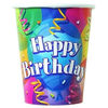 Unique Brilliant Birthday Paper Cups(MSD-093)