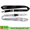 Metal attachment lanyard